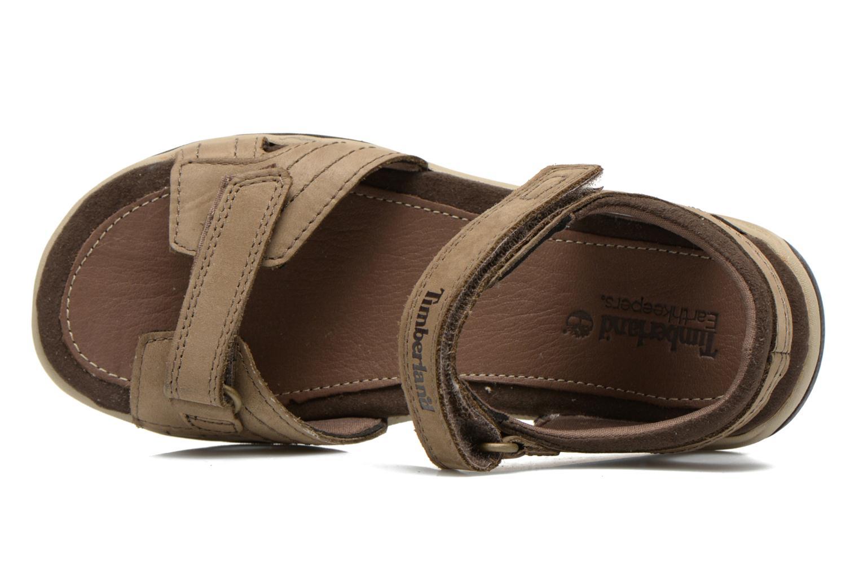 Oak Bluffs Leather 2Strap Greige
