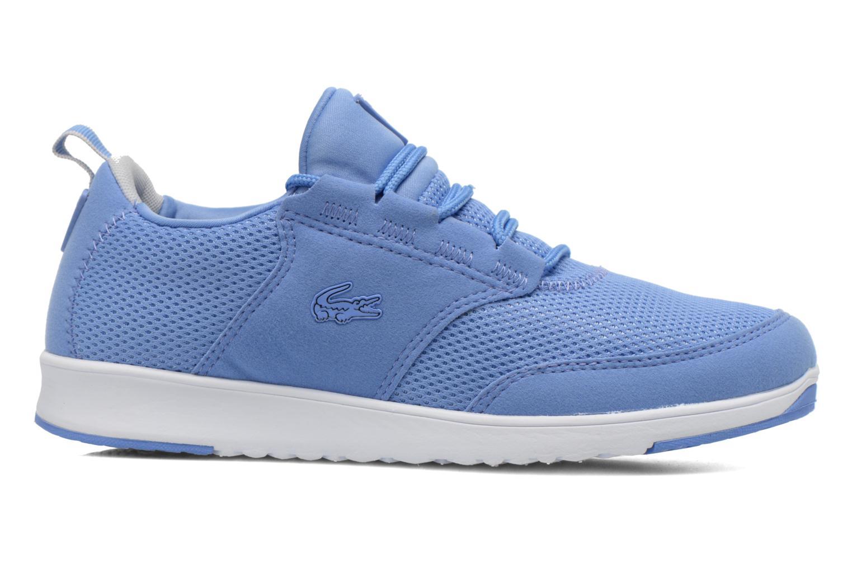 Baskets Lacoste L.Ight 216 1 Bleu vue derrière