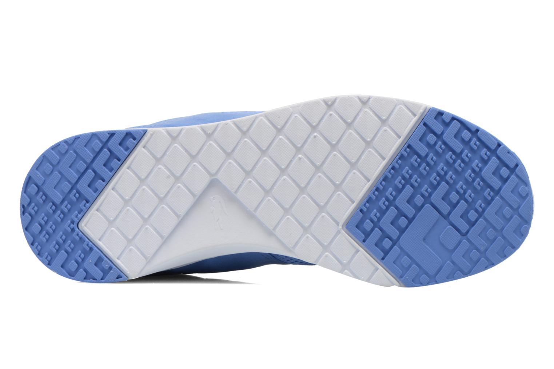 Baskets Lacoste L.Ight 216 1 Bleu vue haut