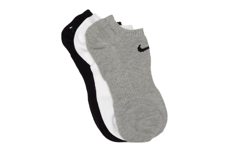 Unisex Nike Performance Lightweight No-Show Training Sock 3PR MULTI-COLOR
