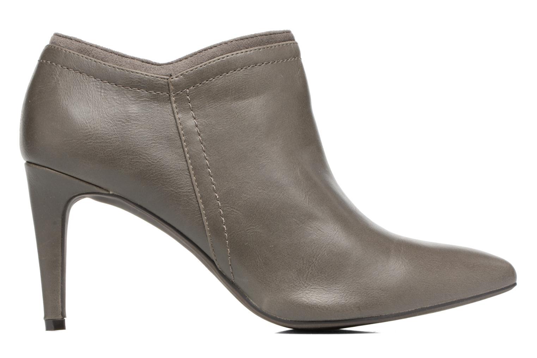 Bottines et boots Divine Factory Adatara Gris vue derrière