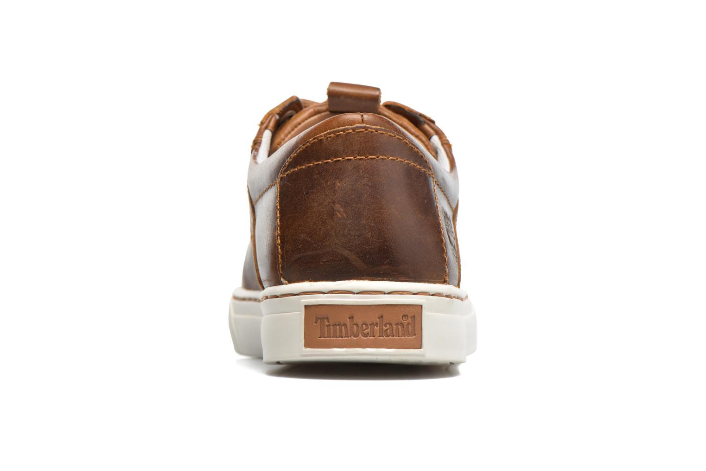 Sneaker Timberland Adventure 2.0 Cupsole Lea braun ansicht von rechts