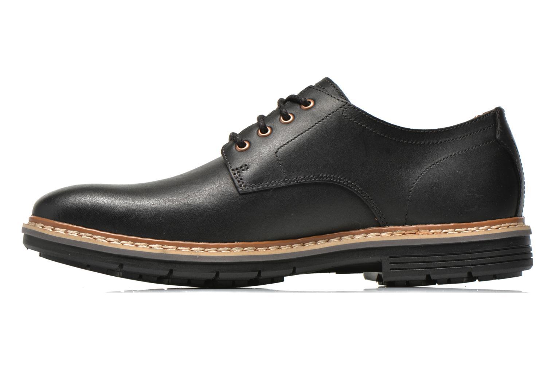 Chaussures à lacets Timberland Naples Trail Oxford Noir vue face
