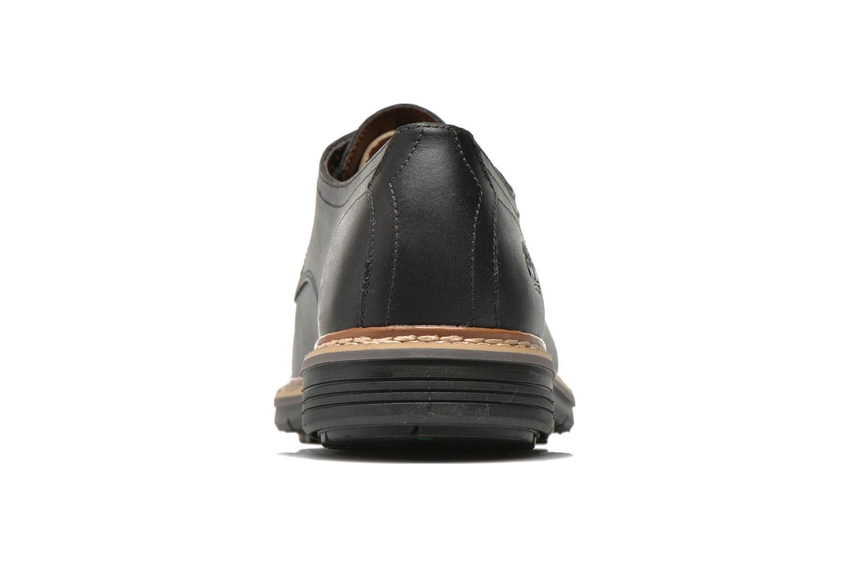 Chaussures à lacets Timberland Naples Trail Oxford Noir vue droite