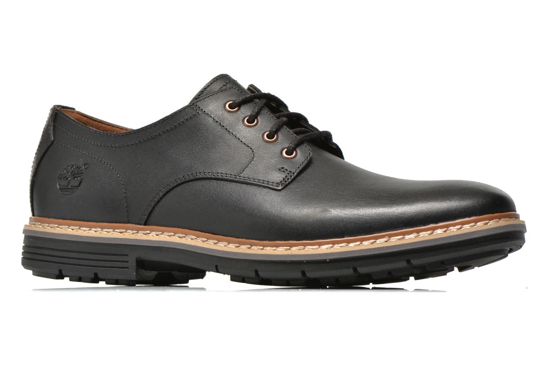 Chaussures à lacets Timberland Naples Trail Oxford Noir vue derrière