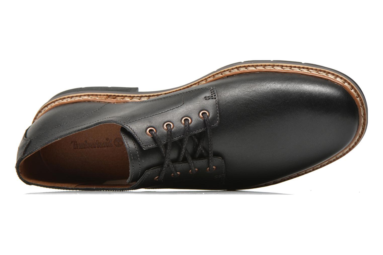Chaussures à lacets Timberland Naples Trail Oxford Noir vue gauche