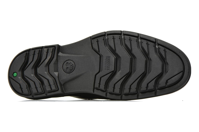 Chaussures à lacets Timberland Naples Trail Oxford Noir vue haut