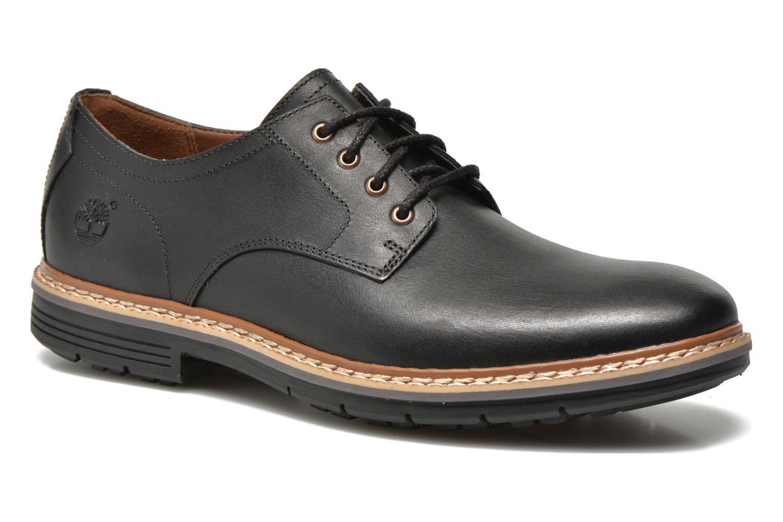 Chaussures à lacets Timberland Naples Trail Oxford Noir vue détail/paire