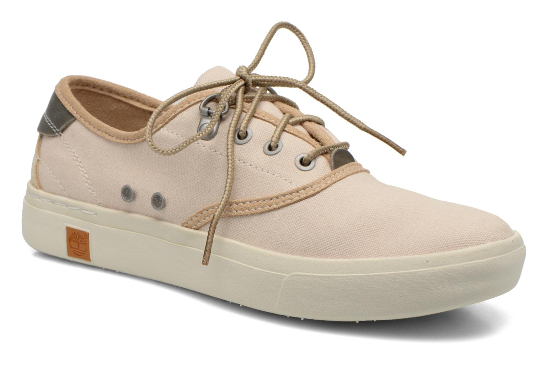 Sneaker Timberland Amherst Oxford beige detaillierte ansicht/modell