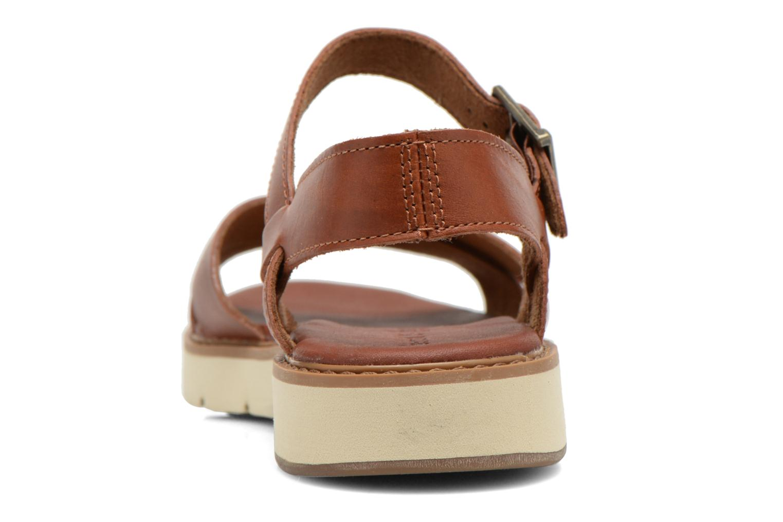 Bailey Park Cross Vamp Medium Brown Eastlook