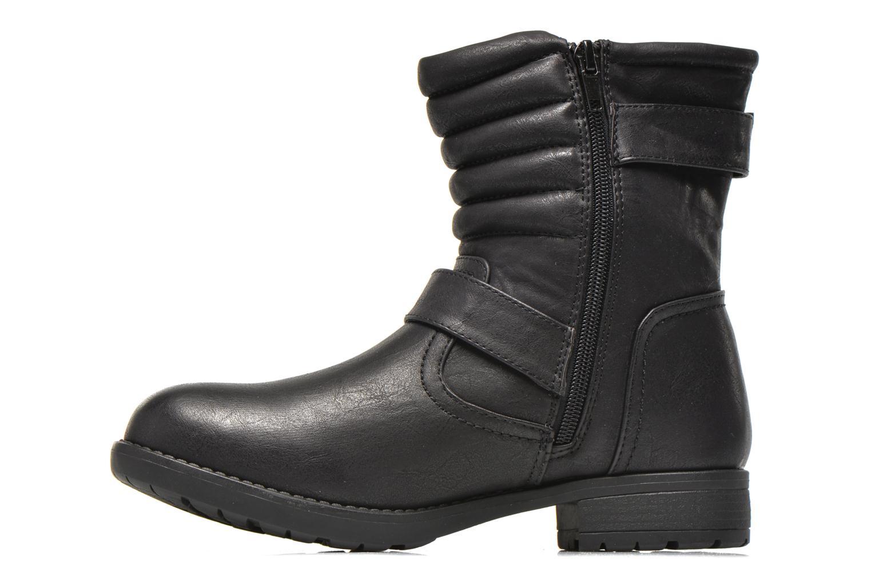 Bottines et boots I Love Shoes THEK Noir vue face