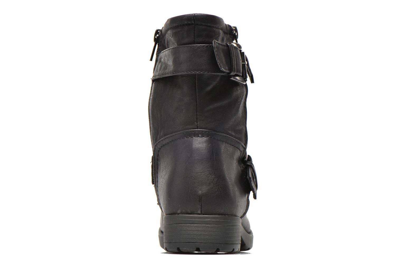 Bottines et boots I Love Shoes THEK Noir vue droite