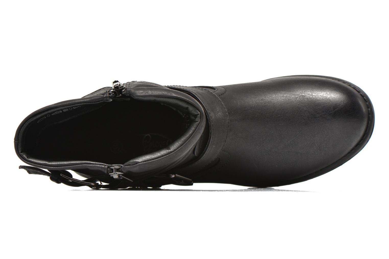 Bottines et boots I Love Shoes THEK Noir vue gauche