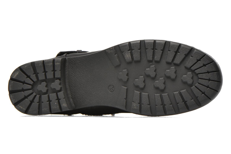 Bottines et boots I Love Shoes THEK Noir vue haut
