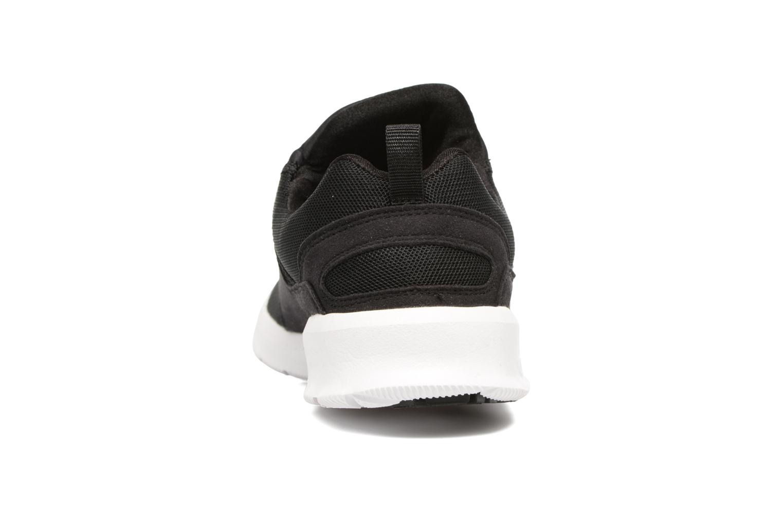 Sneaker DC Shoes Heathrow Kids schwarz ansicht von rechts