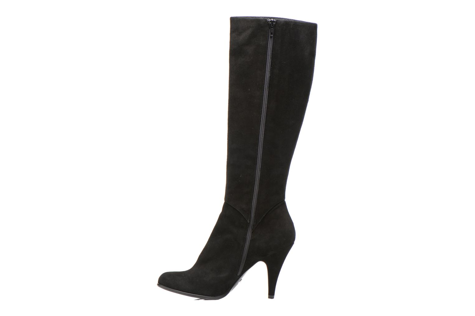 Boots & wellies Buffalo Louisa Black front view