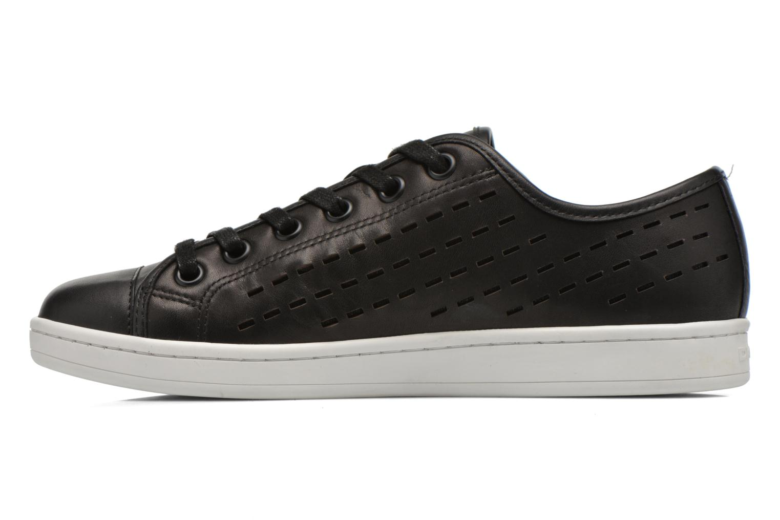 Sneakers DKNY Baylee Nero immagine frontale