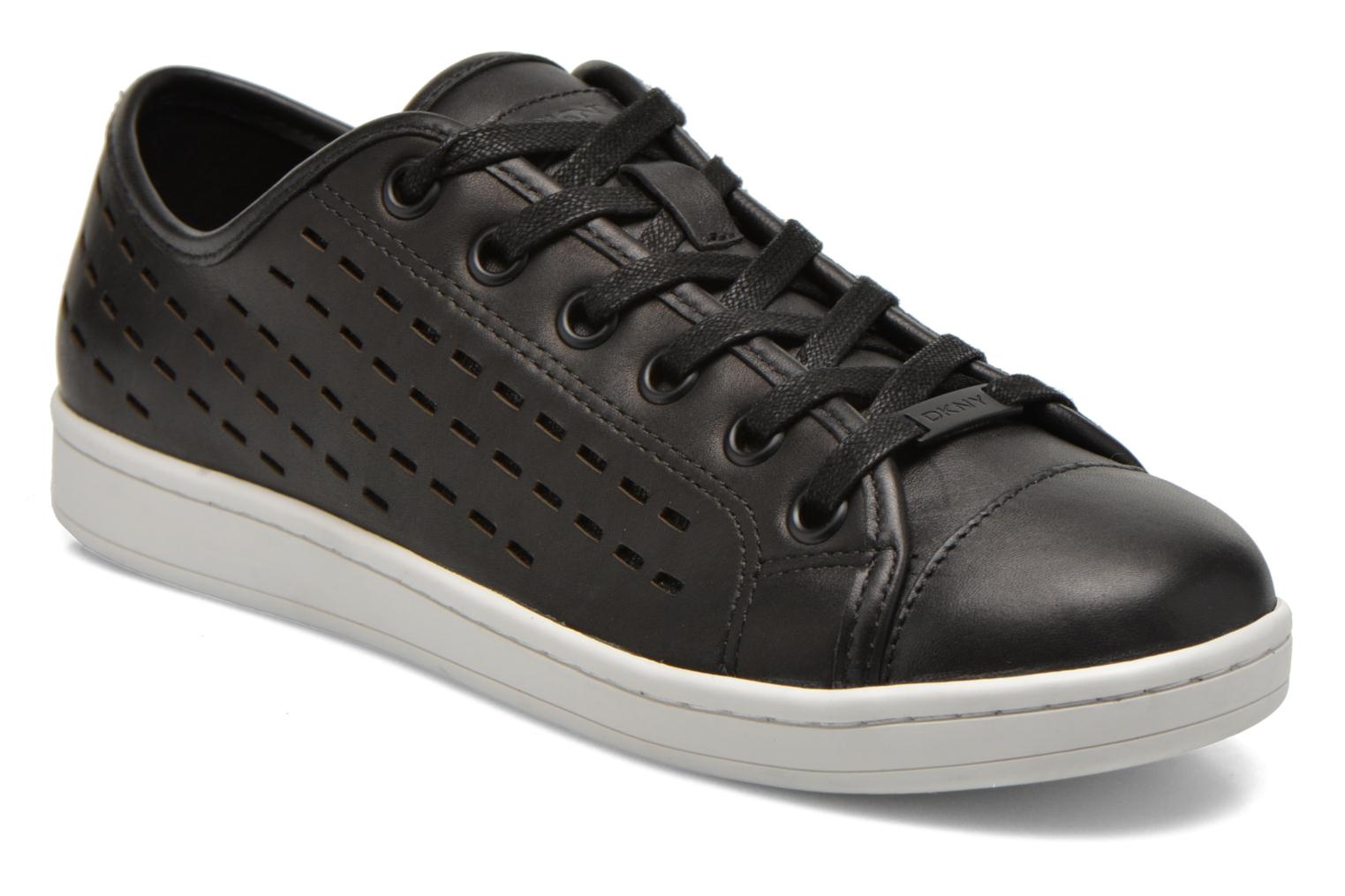 Trainers DKNY Baylee Black detailed view/ Pair view