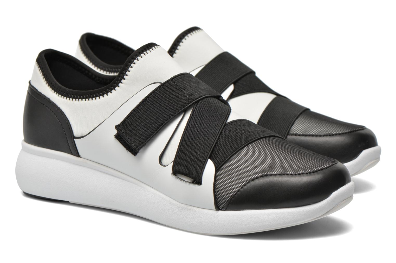 Trainers DKNY Tilly Multicolor 3/4 view