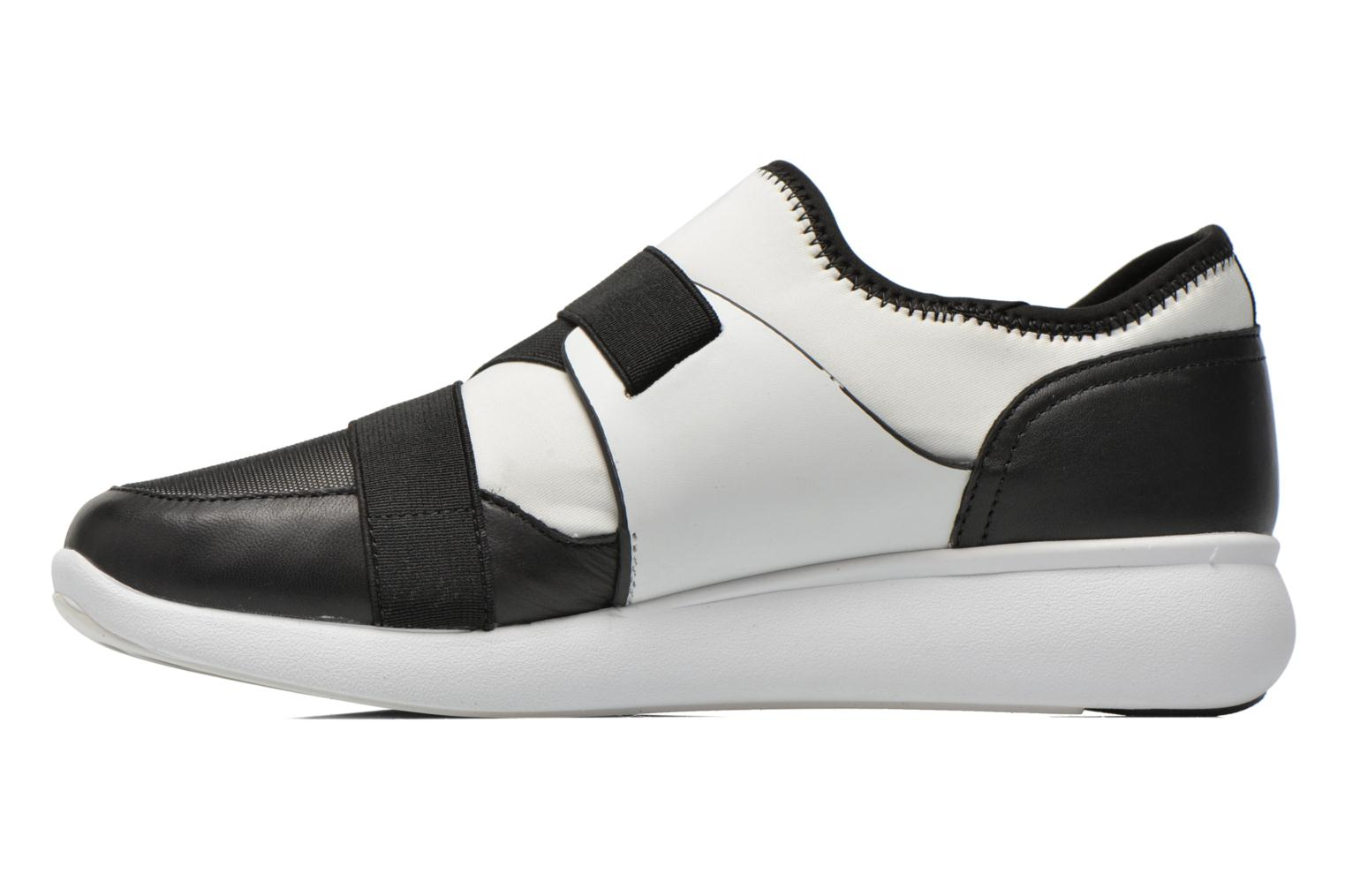 Trainers DKNY Tilly Multicolor front view