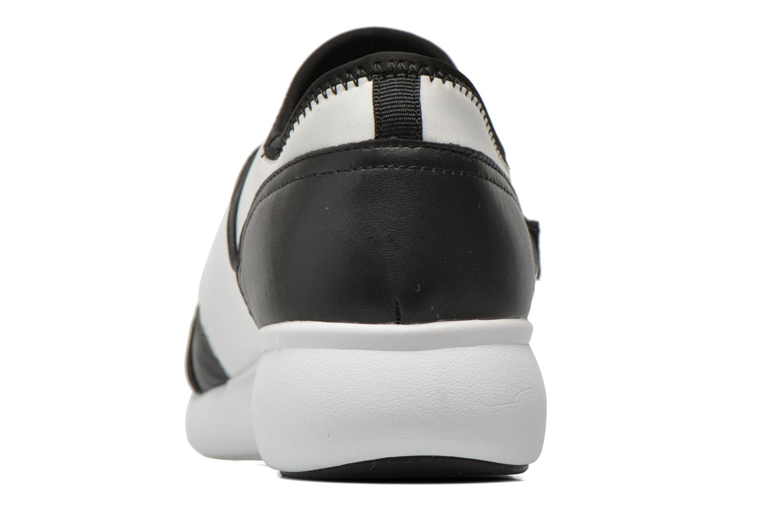Trainers DKNY Tilly Multicolor view from the right