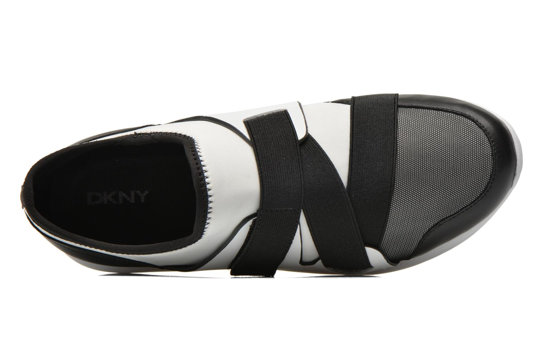 Sneaker DKNY Tilly mehrfarbig ansicht von links