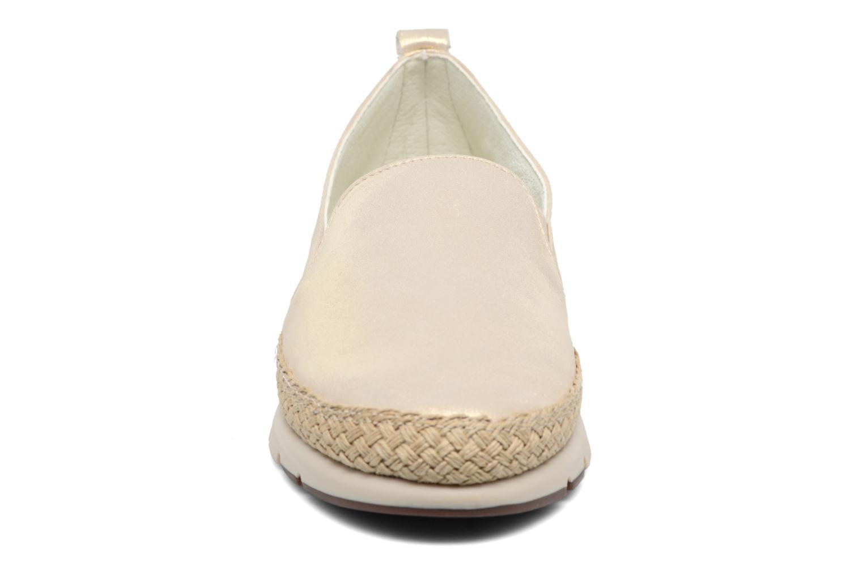 Mocassins Aerosoles Fast Lane Or et bronze vue portées chaussures