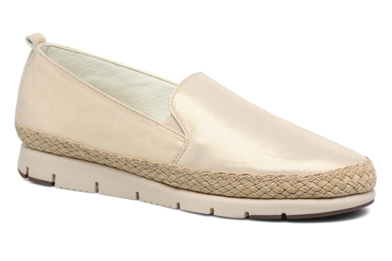 Zapatos de hombres y mujeres de moda casual Aerosoles Fast Lane (Oro y bronce) - Mocasines en Más cómodo