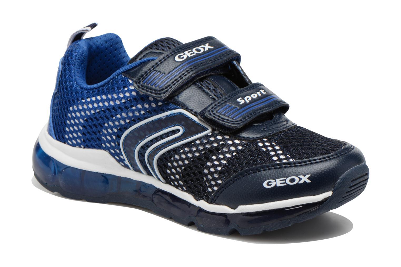 Sneaker Geox J Android B. C J6244C blau detaillierte ansicht/modell