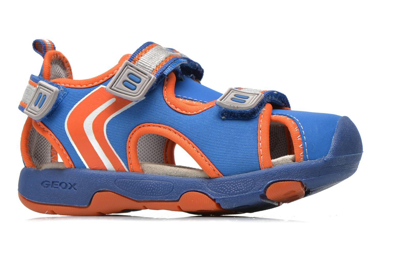 Sandales et nu-pieds Geox B Sand.Multy B. B B620FB Bleu vue derrière