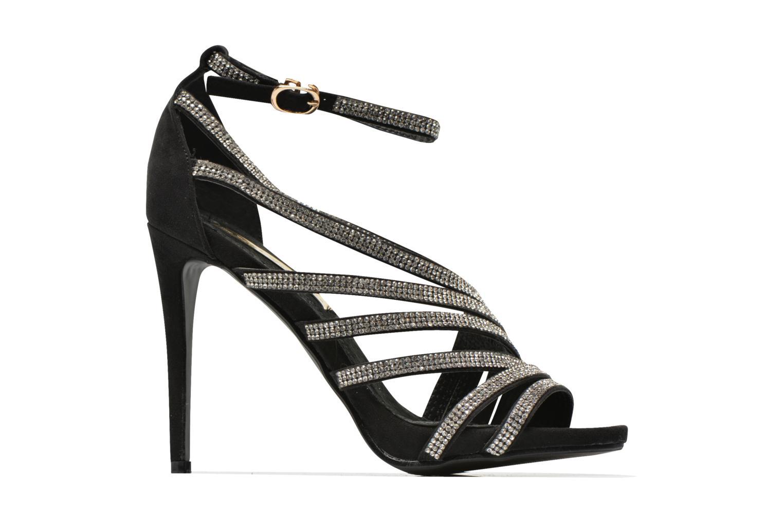 Sandales et nu-pieds Xti Navagio Noir vue derrière