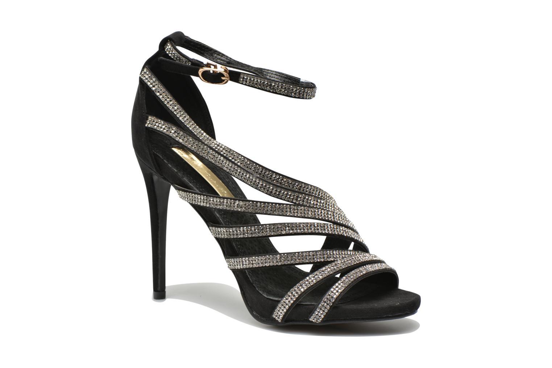 Sandales et nu-pieds Xti Navagio Noir vue détail/paire