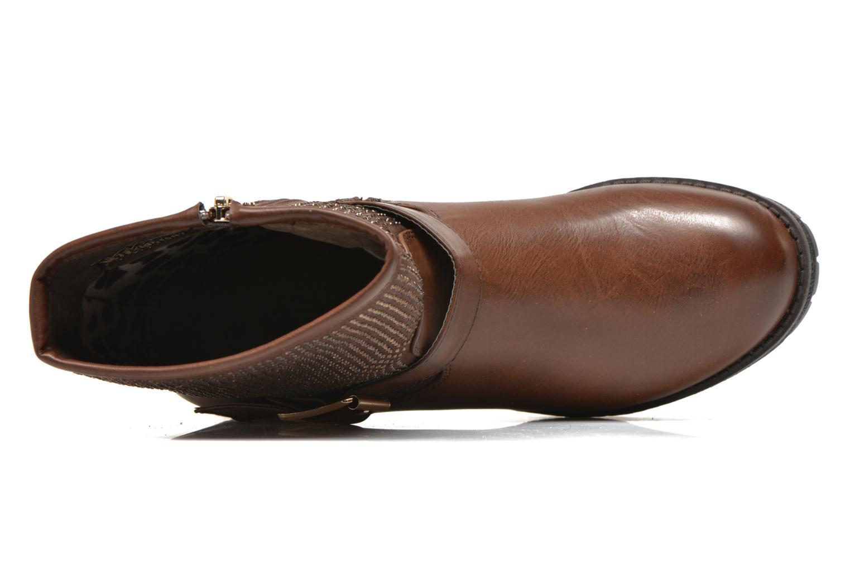 Bottines et boots Xti Livadi Marron vue gauche