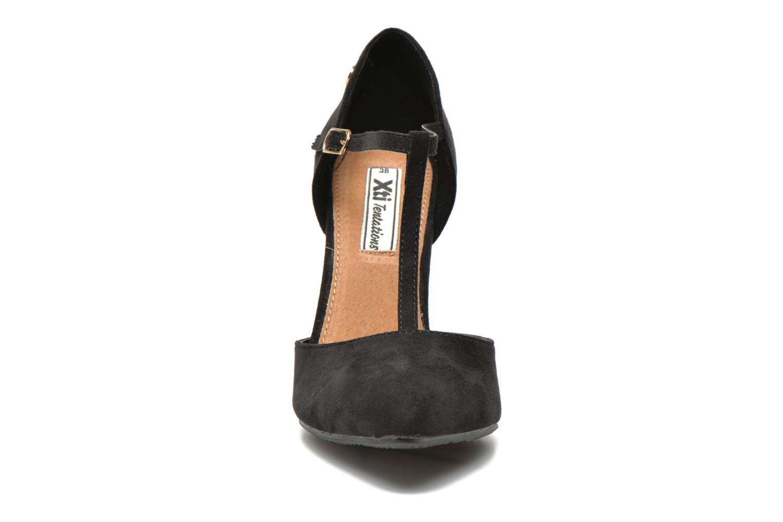 Escarpins Xti Konoa Noir vue portées chaussures