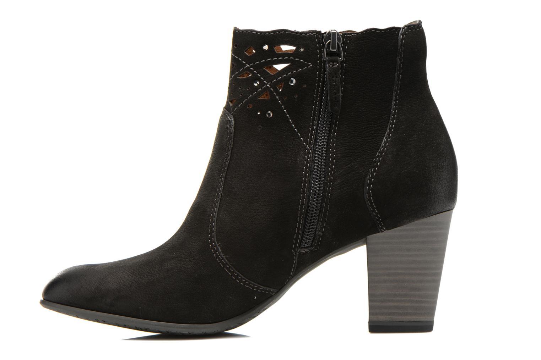 Bottines et boots Tamaris Cara Noir vue face