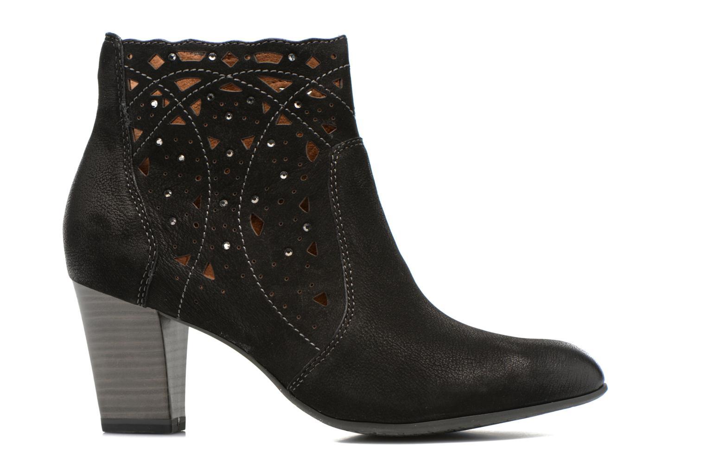 Ankle boots Tamaris Cara Black back view