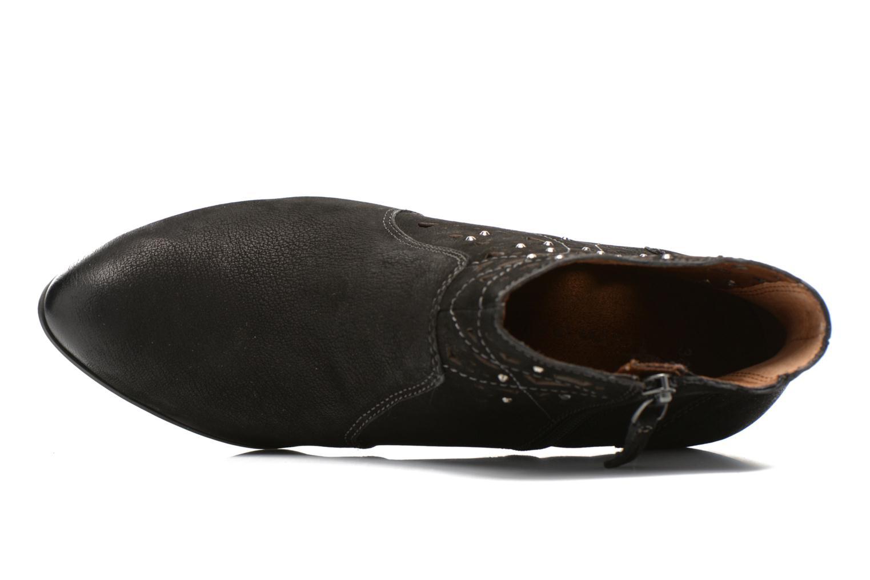 Bottines et boots Tamaris Cara Noir vue gauche