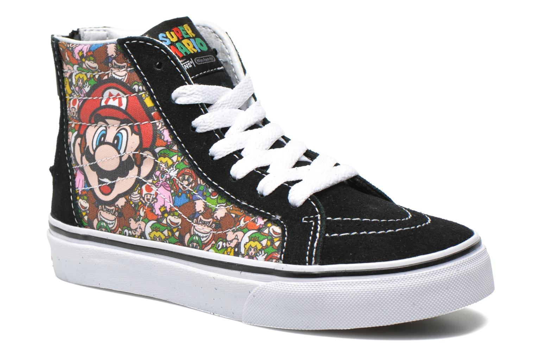 SK8-Hi Zip K (Nintendo) Mario & Luigi True White