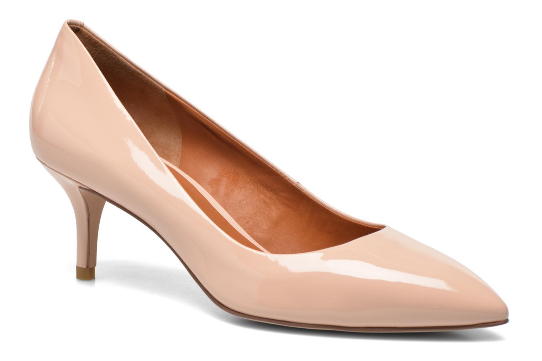 Høje hæle What For Kitty Pink detaljeret billede af skoene
