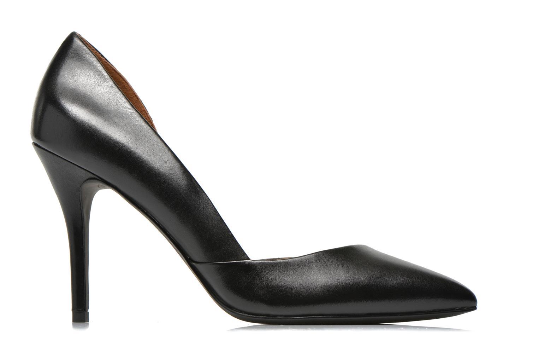 Zapatos de tacón What For Maney Negro vistra trasera