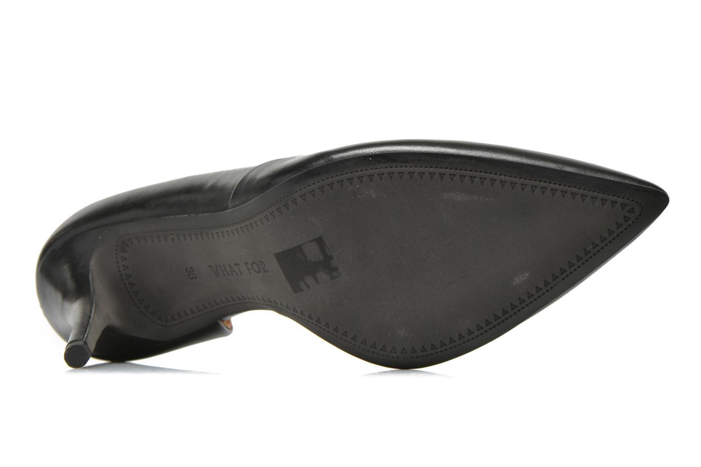 Zapatos de tacón What For Maney Negro vista de arriba