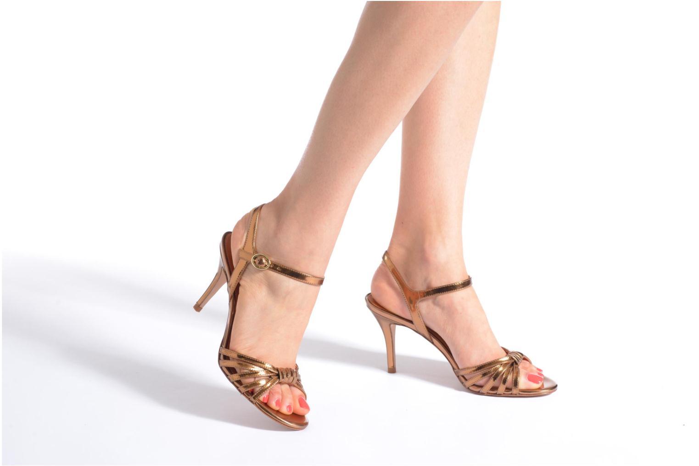 Sandalen What For Salsa Goud en brons onder