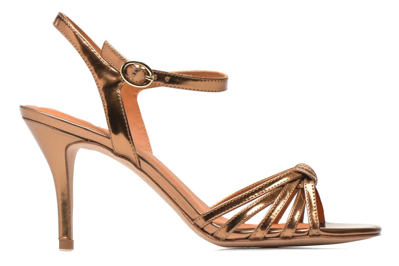 Sandali e scarpe aperte What For Salsa Oro e bronzo immagine posteriore