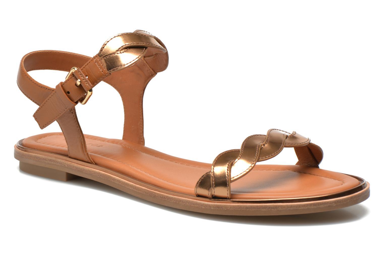 Sandalen What For Julian gold/bronze detaillierte ansicht/modell