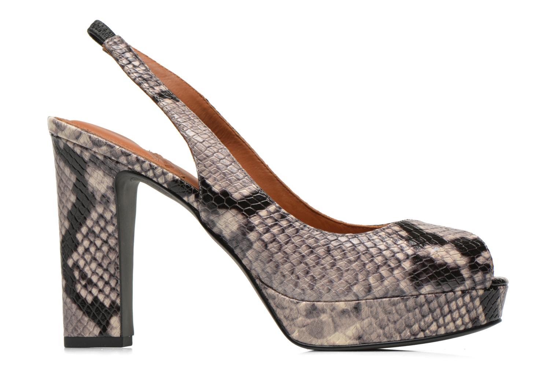 Sandali e scarpe aperte What For Taveda Multicolore immagine posteriore