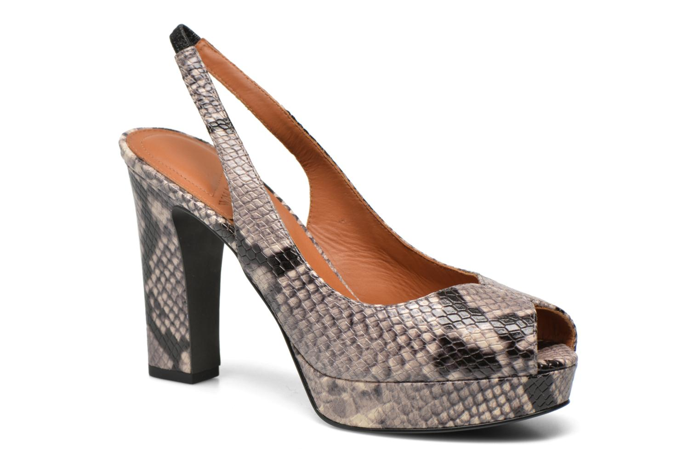 Sandali e scarpe aperte What For Taveda Multicolore vedi dettaglio/paio