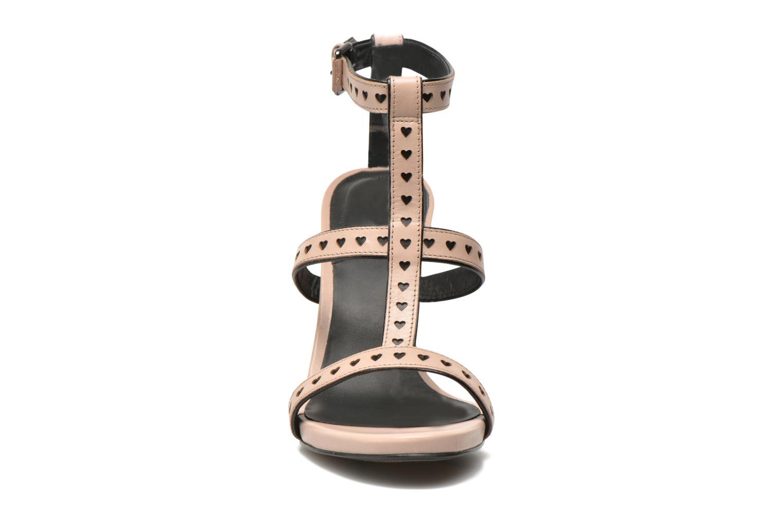 Sandalen What For Princess rosa schuhe getragen