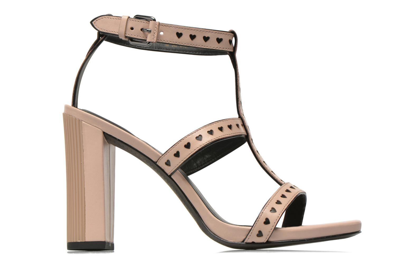 Sandali e scarpe aperte What For Princess Rosa immagine posteriore