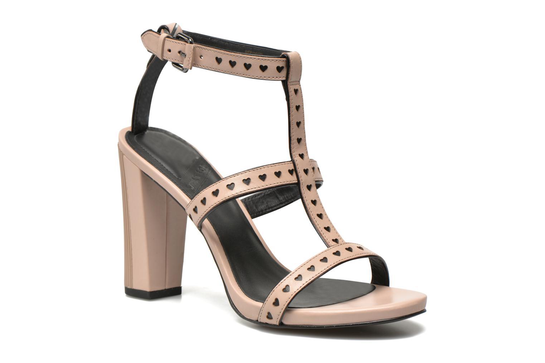 Sandales et nu-pieds What For Princess Rose vue détail/paire