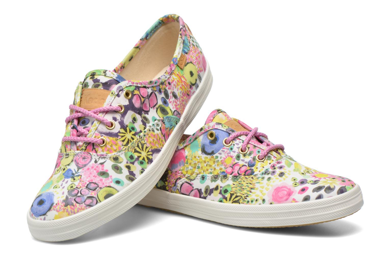 Sneakers Keds Ch Liberty Floral Multi 3/4 billede